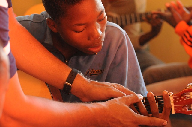 Options for Guitar Lessons